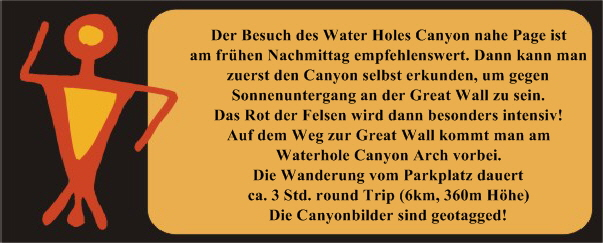 waterholes canyon page
